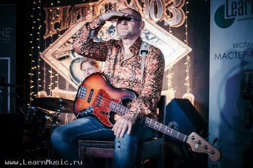 Фортепиано в стилях Rock'n'Roll, Boogie-Woogie, Rockabilly. семинар LearnMusic